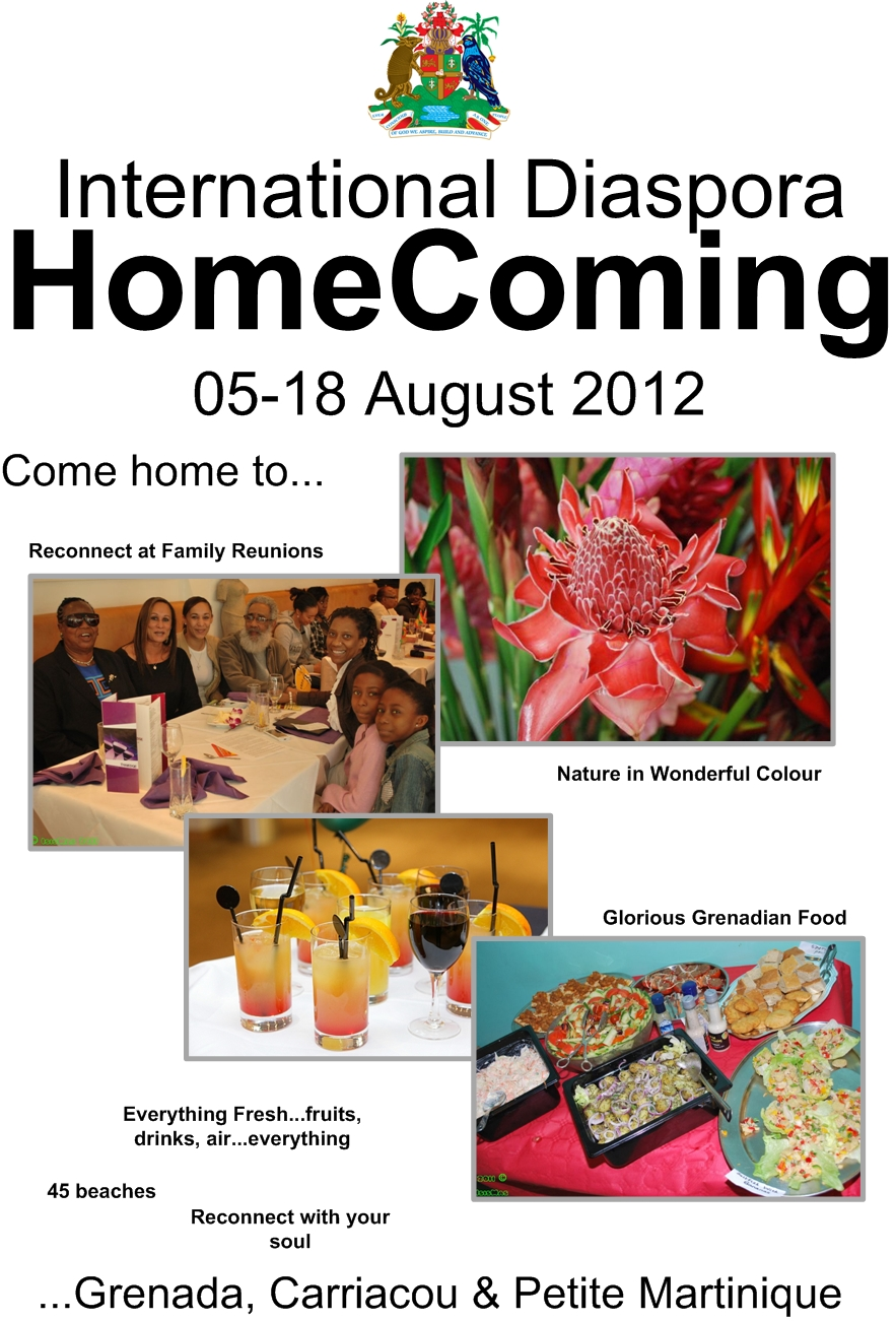 Home Coming Flyer